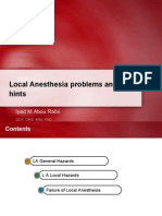 28318184 Hazards of Local Anesthesia