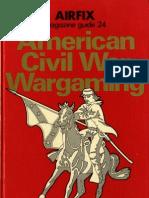 Airfix Magazine Guide 24-American Civil War Wargaming