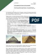 El esplendor de la época de las pirámides
