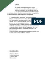 Horno Garifuna