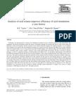 Analysis of Acid Returns