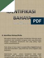2. IDENTIFIKASI BAHAYA