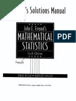 Applications with pdf freunds mathematical john statistics e.