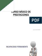 CURSO BÁSICO DE INCAPACIDAD