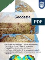 Geodesia Diapo Trabajo