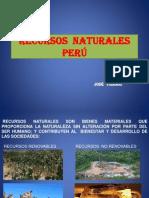 RECURSOS NATURALES- MINERIA