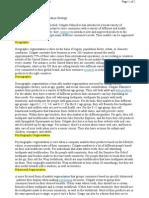 Colgate-Palmolive's Segmentation Strategy