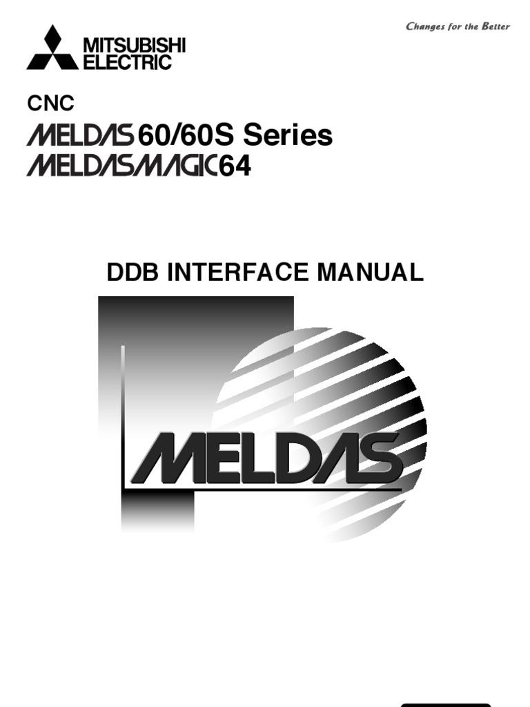 meldas 60 60s ddb interface bnp b2214 parameter computer rh scribd com