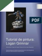 Tutorial de Pintura de Logan Grimnar