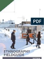 Field Guide Etnography Design