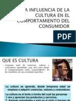Influencia de La Cultura (1)
