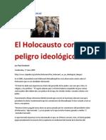 El Holocausto como peligro ideológico.docx