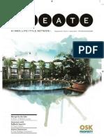 OSK Newsletter 2012
