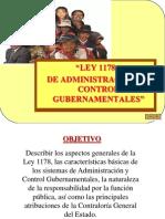 LEY 1178A