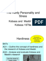 Hardy Personality 09