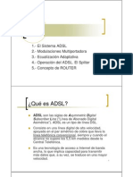 Sistema ADSL