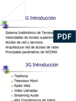 3G Introducción