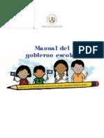 Manual Gobierno Escolar
