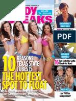 Study Breaks Magazine- April 2013, San Marcos