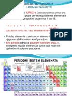1. Uvod PSE . neorganska hemija