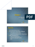 Clase I - LDP2501