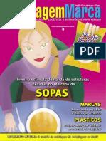 Revista EmbalagemMarca 072 - Agosto 2005