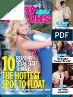 Study Breaks Magazine- April 2013, San Antonio