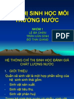 Chi Thi Sinh Hoc Moi Truong Nuoc