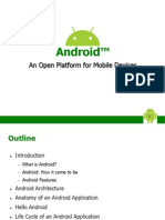 Android Anopenplatformformobiledevices 090311151621 Phpapp02