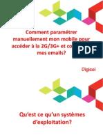 Digicel 3Gplus Parame Trage