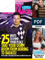 Study Breaks Magazine- April 2013, Houston