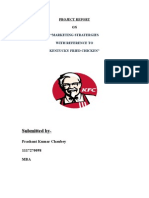 23243334 Kfc Project on Market Research (1)