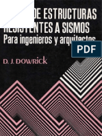 Diseño de Estructuras Resistentes a Sismos Para ingenieros y arquitectos D. J. DOWRICK