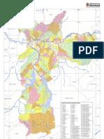 Mapa Hidrografico Com Bacias