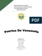 Puertos de Venezuela