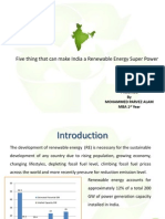 Renewable Energy Super Power