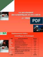 recrutement-INRA