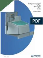 63301 OP100 OC100 OrthoID Technical Manual 4AB