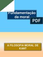 Fundamentação da moral - Kant