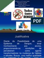 Palestra Sobre Dengue