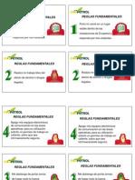 10 Reglas Fundamentales Ecp 1 a 1