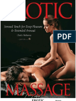 Erotic Massage Sensual Touch for Deep Pleasure and Extended Arousal