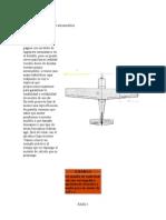 Cálculo De Aeromodelos