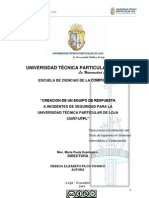 Universidad Tecnica de Loja
