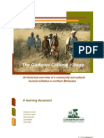 Gudigwa Learning Document