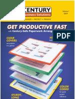 Century Business Solutions Catalog