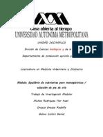 GRANJAS ARTESANALES Muñoz et al