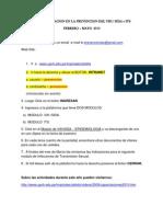 Instrucciones Cur So 2010