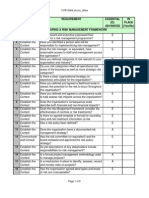 Risk Management Framework Checklists