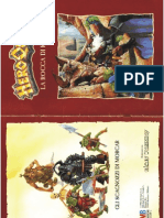 HeroQuest Kellar Keep QuestBook (ITA)